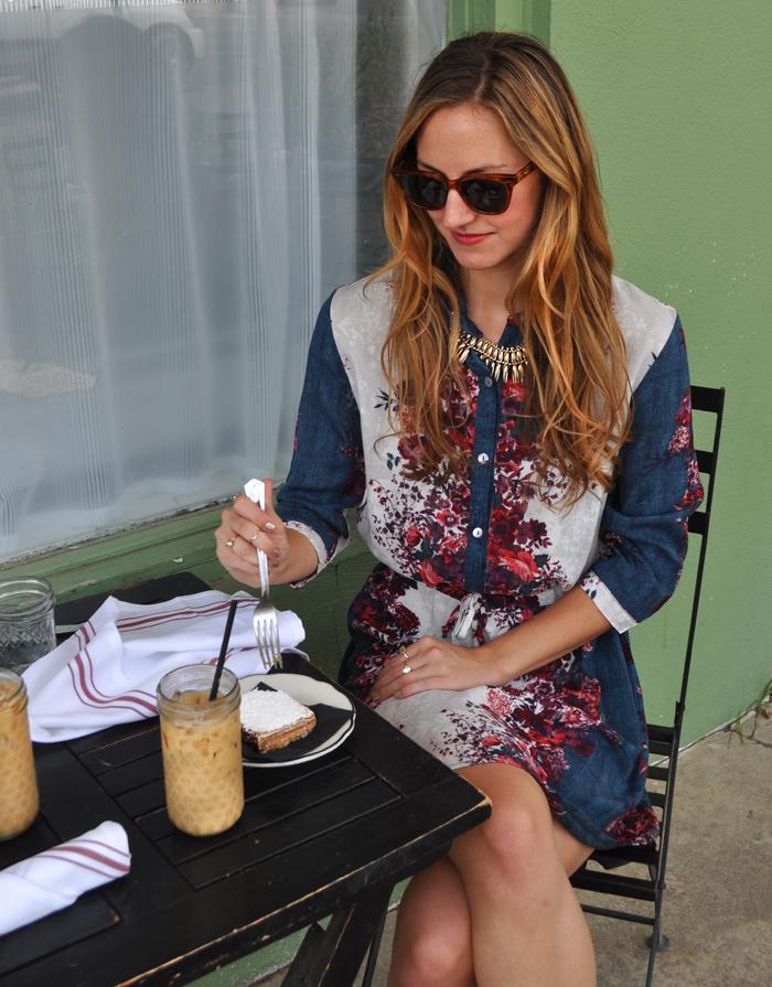 Austin texas olivia watson fashion blogger style blog hillside