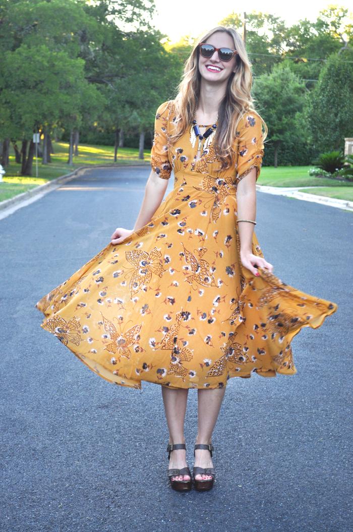 livvyland-oliiva-watson-fashion-blog-blogger-austin-texas-free-people-bonnie-floral-dress-mustard-yellow-nordstrom-2
