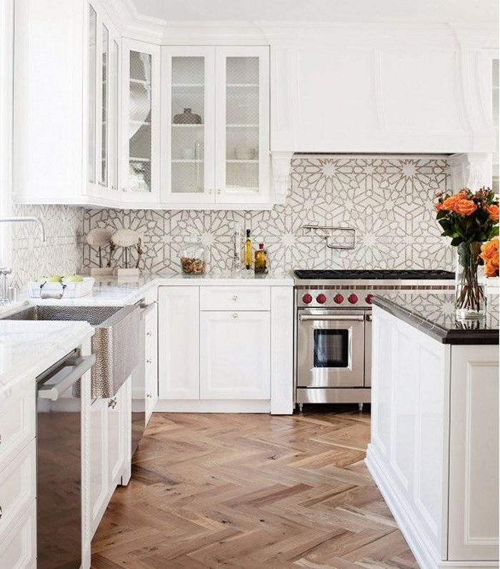4 kitchen backsplash pattern ideas livvyland austin ceramic tile patterns for kitchen backsplash home design