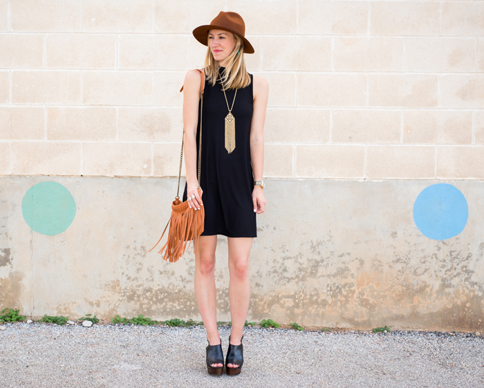 Lbd festival style trendy outfit austin texas fashion style blogger 7