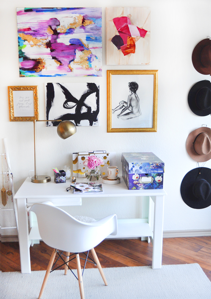 desk decor Archives - LivvyLand | Austin Fashion and Style ...