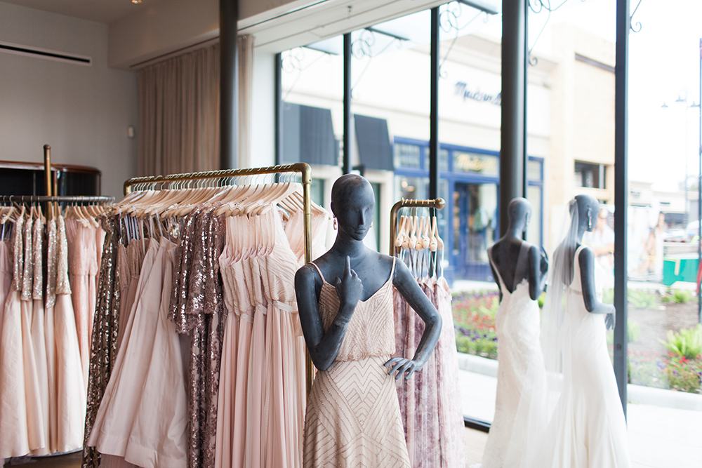 I said yes to the dress bhldn houston bridal salon for Wedding dress shops in houston tx