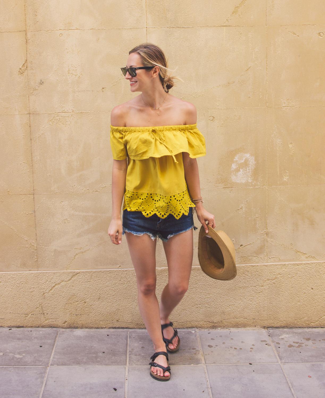 Mediterranean Clothes Style: Mediterranean Cruise Travel Diary: Cartagena, Spain