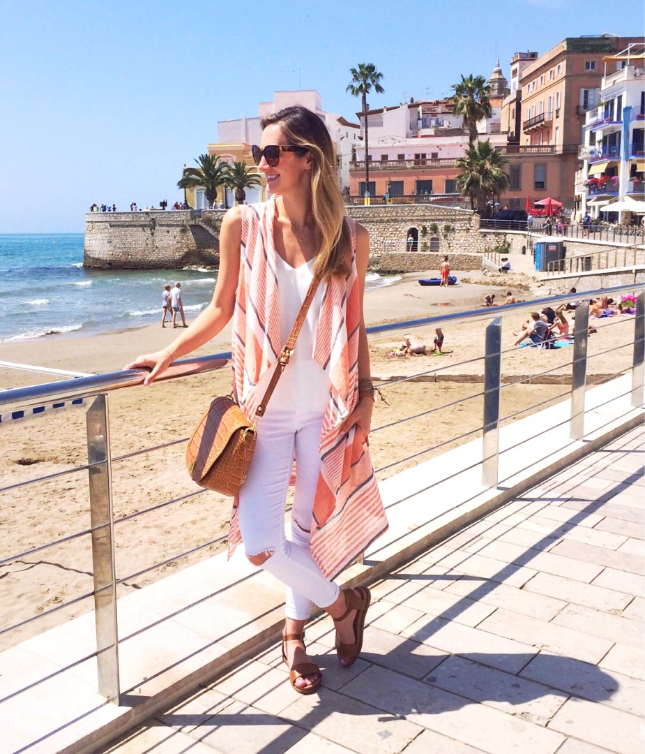 Mediterranean Getaway Instagram Roundup What I Wore
